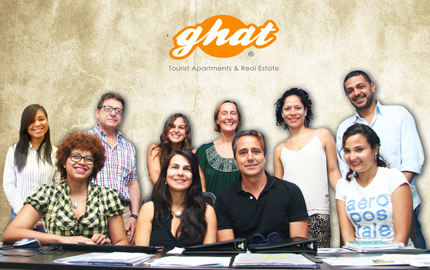Equipo Ghat Apartments Barcelona